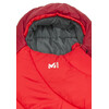 Millet Baikal 1500 Long Sleeping Bag rouge
